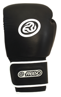 Reevo Leather Boxing Gloves